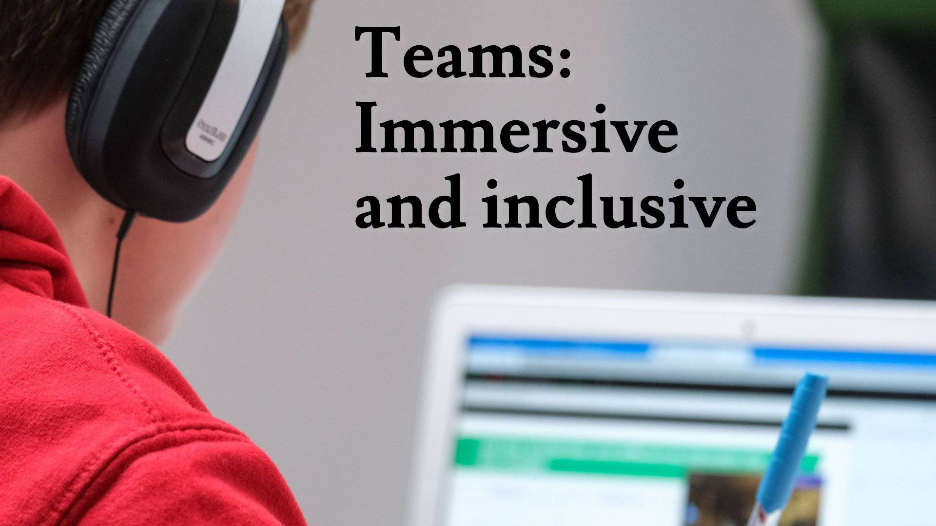Introducing Immersive Reader: A Groundbreaking Tool for Inclusivity
